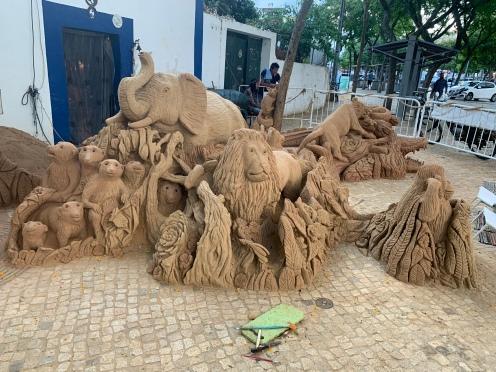 20190627 14 - Sand Sculputes