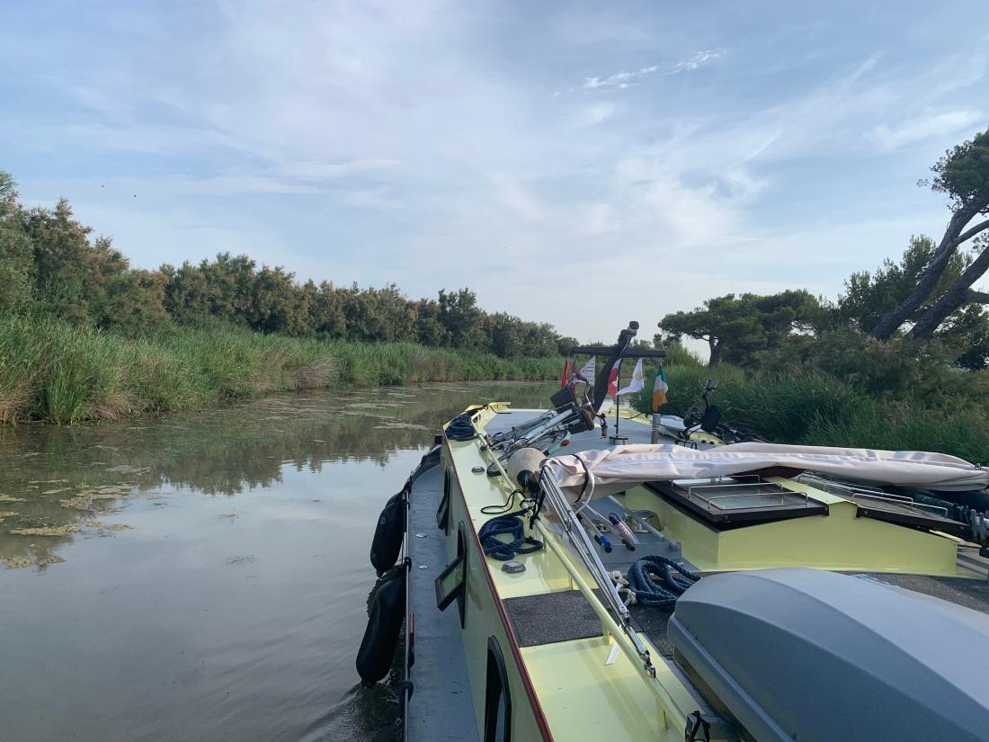 20190708 - 002 Down the Canal de la Nouvelle