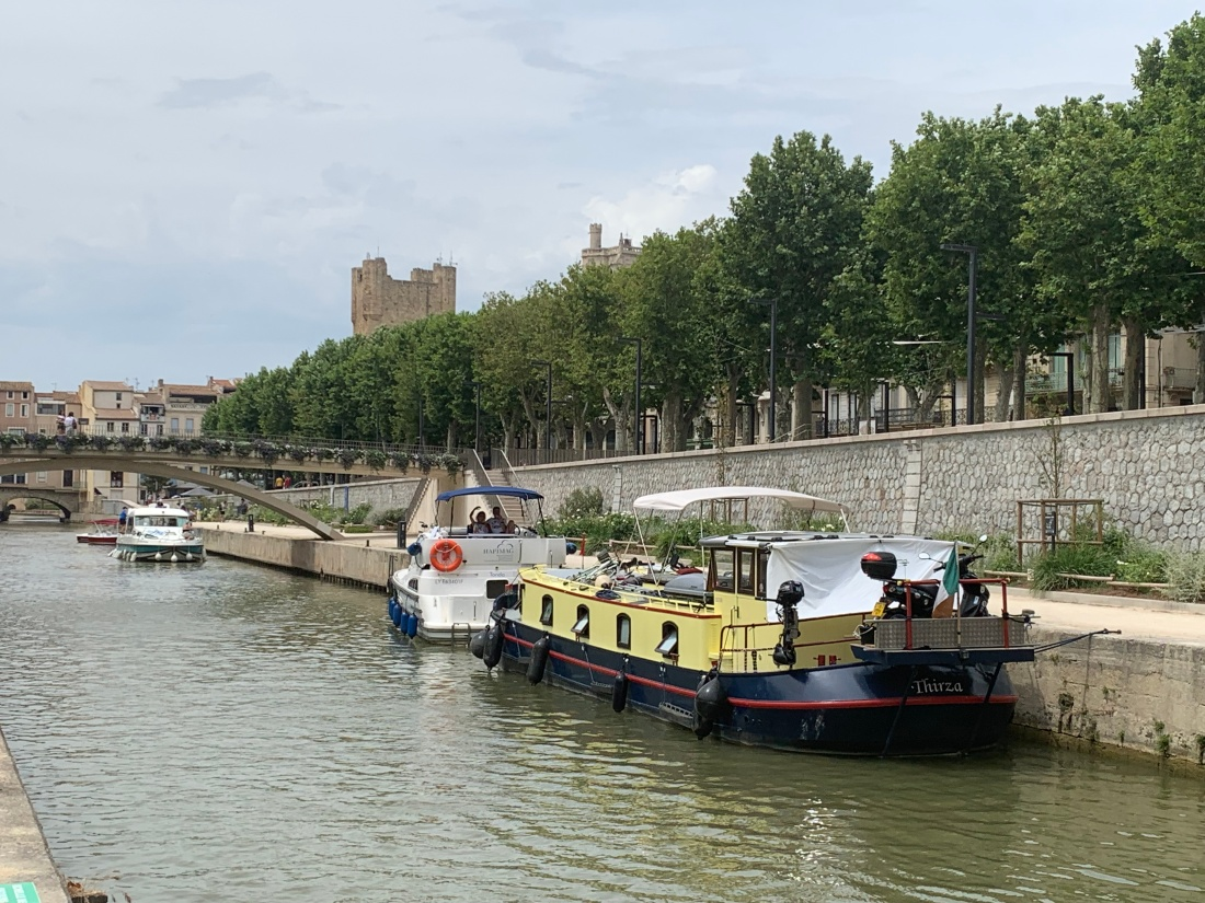 20190708 08 Visitors Quay Narbonne