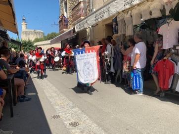 20190824 01 Medieval Festival Aigues Mortes