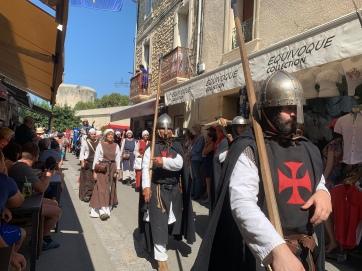 20190824 03 Medieval Festival Aigues Mortes