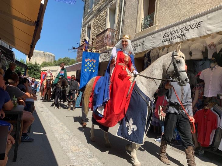 20190824 06 Medieval Festival Aigues Mortes