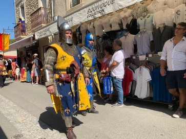 20190824 08 Medieval Festival Aigues Mortes