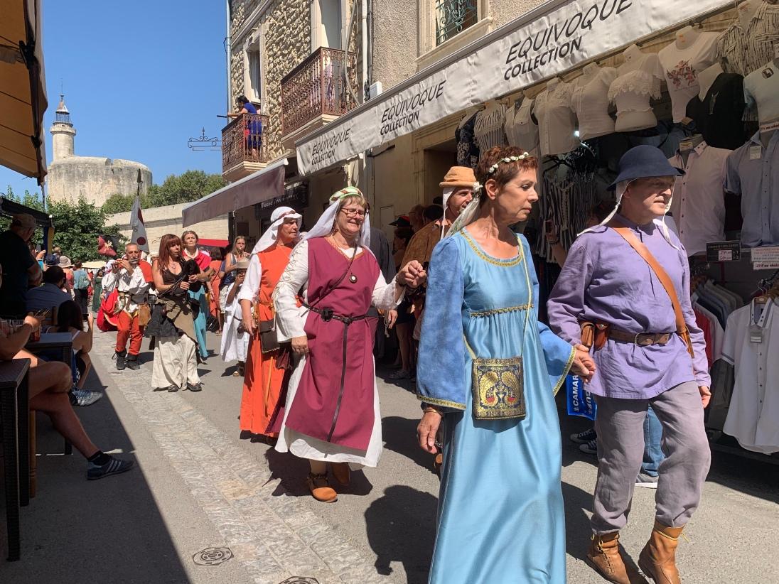 20190824 10 Medieval Festival Aigues Mortes