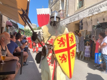 20190824 14 Medieval Festival Aigues Mortes
