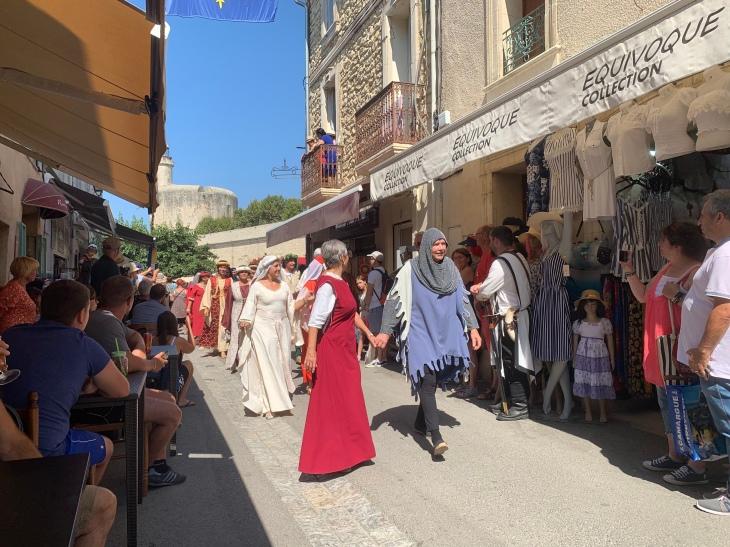 20190824 15 Medieval Festival Aigues Mortes