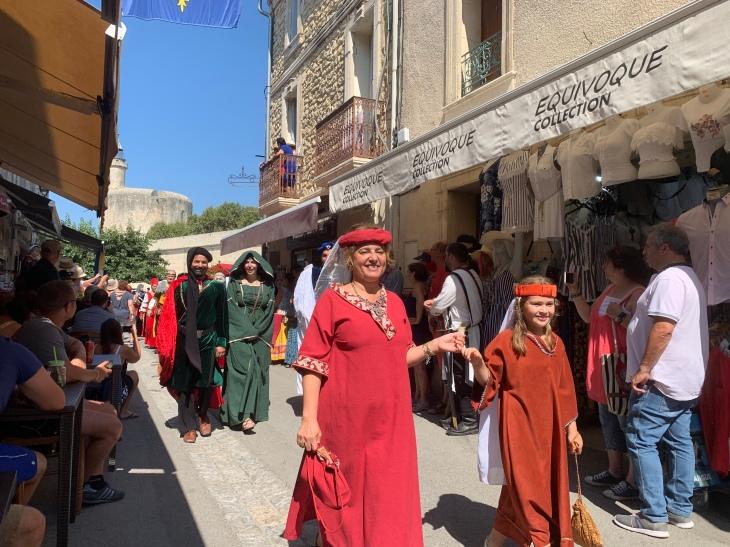 20190824 16 Medieval Festival Aigues Mortes