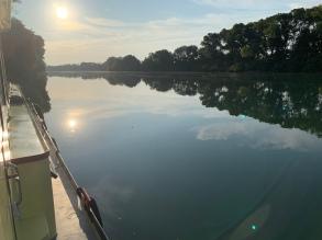 20190830 05 Waking up on the Petit Rhone