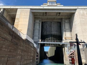20190903 03 The Bollene Lock 23m