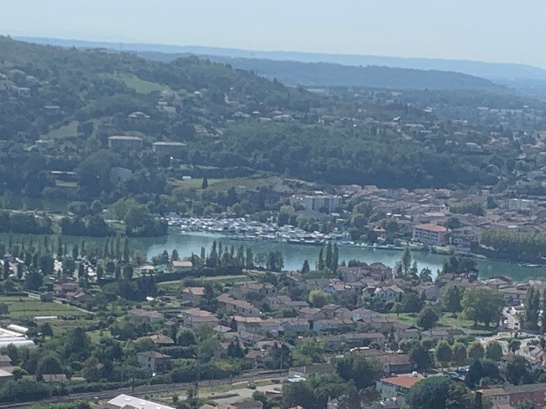 20190914 04 The Rhone from Condrieu