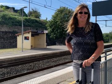 20190918 01 Leaving for a UK work visit