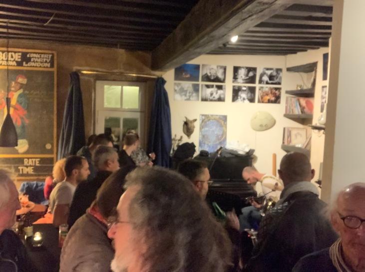 20191004 01 Music Session Cafe Merlette