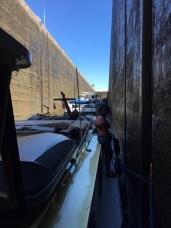 20200711 04 Our first Rhine lock